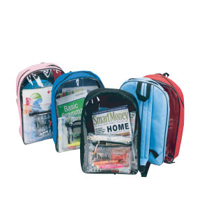 Promotional Travel Necessities-backpack-B6