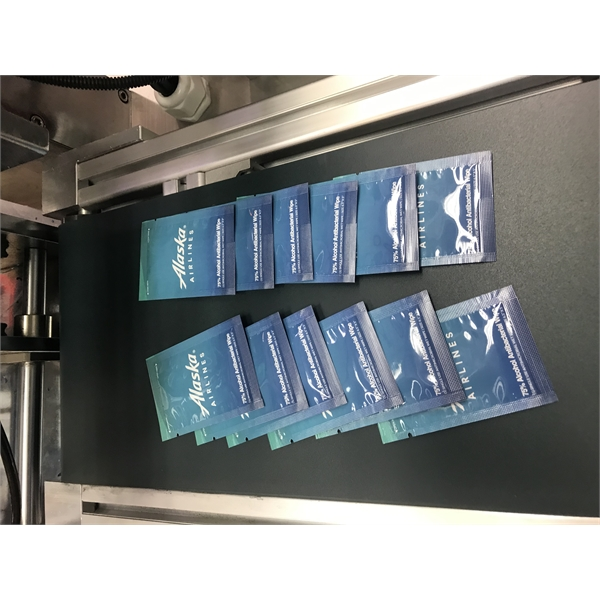 Promotional Alcohol wipe 75%
