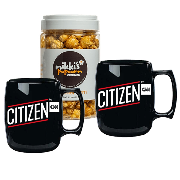 Cozy Courier Gift Set: