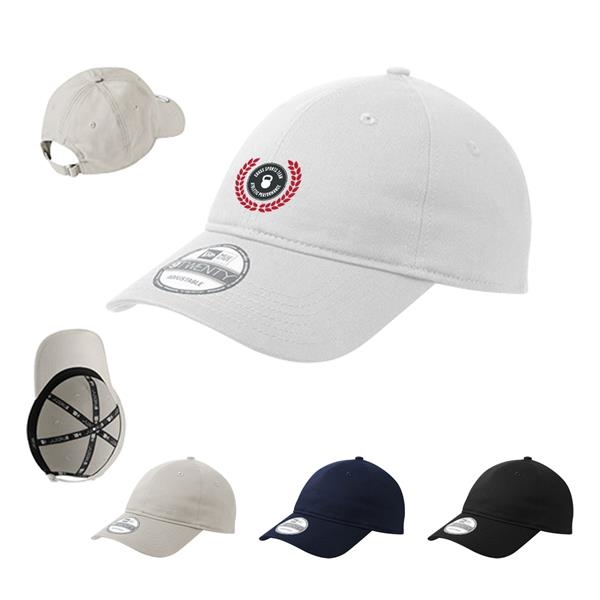 Unstructured cap made from