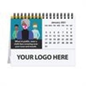 Promotional Desk Calendars-TC124