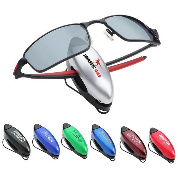 Sunglasses clip in 7