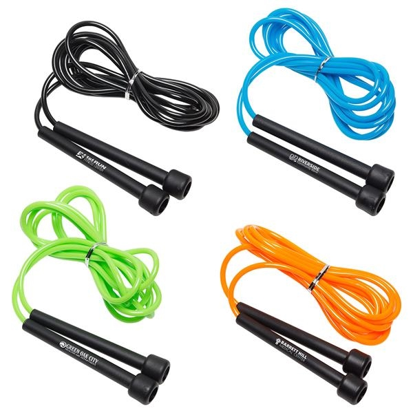 Quick-Speed Jump Rope with
