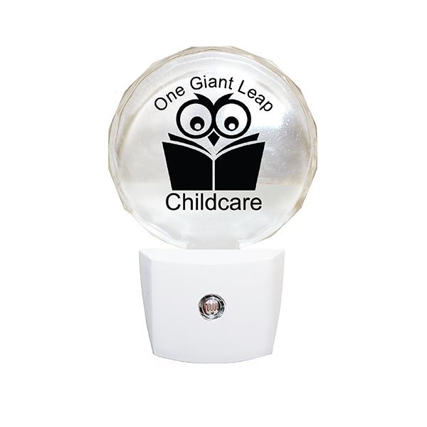 Circle LED Night Light