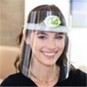 Promotional Plastic Face Shields-FSHIELD01