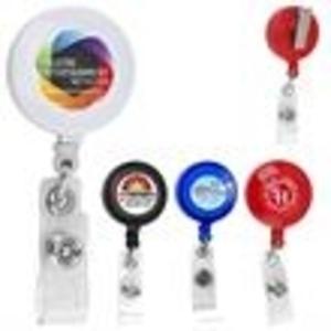 Promotional Retractable Badge Holders-RBRAOP