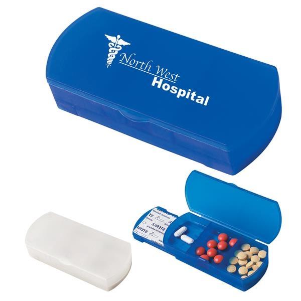 Pill box / bandage
