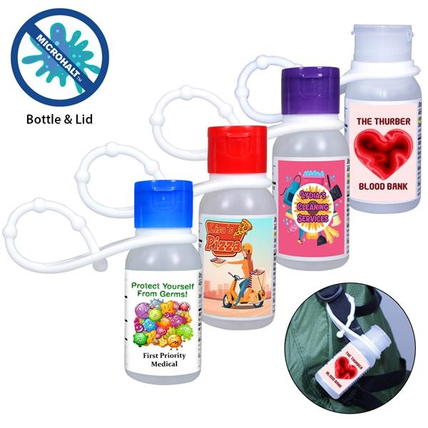 1 oz. Gel Sanitizer