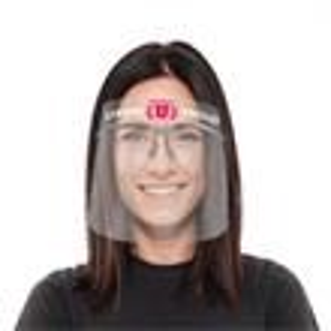 Promotional Plastic Face Shields-FS107