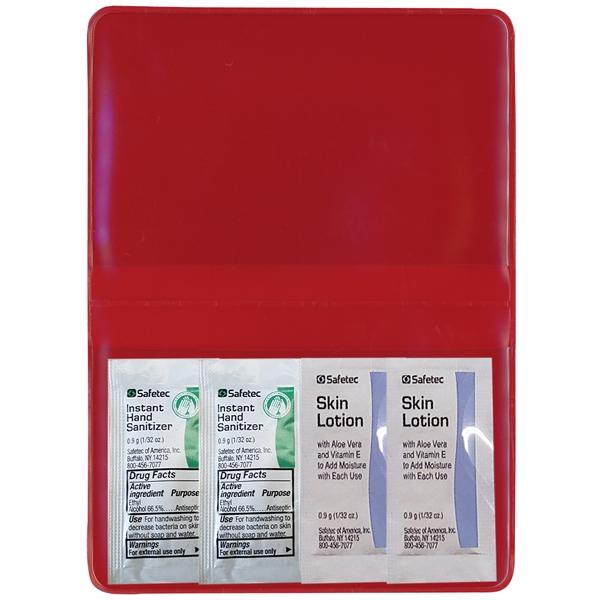 Hand Sanitizer-Skin Lotion Kit