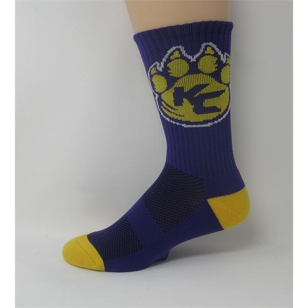Custom Knit Dress Socks