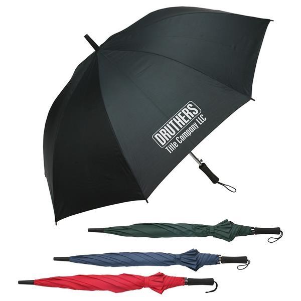 Auto open golf umbrella,