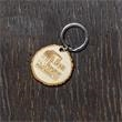 Promotional Wooden Key Tags-WDCLCKY2