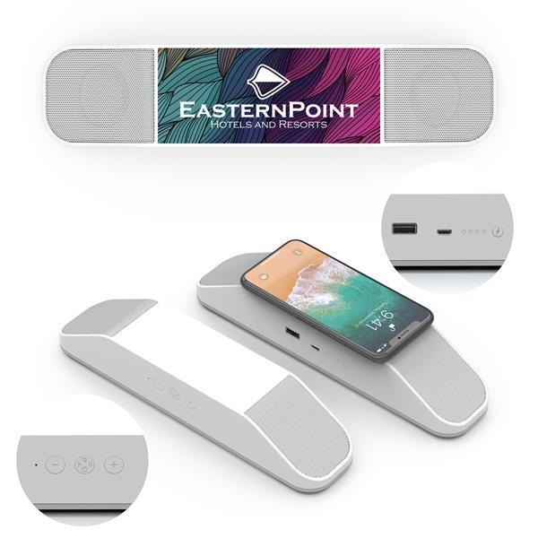 Forte speaker and wireless