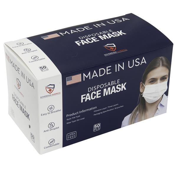 Disposable mask for protecting