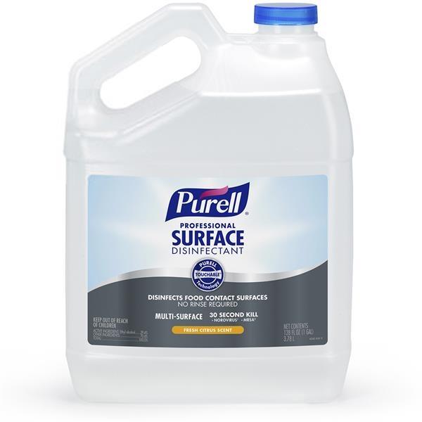 1 gallon Purell surface