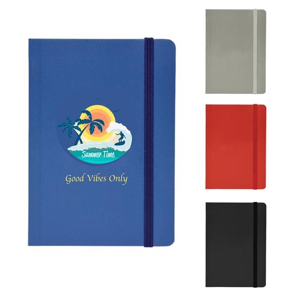 This classy notebook is