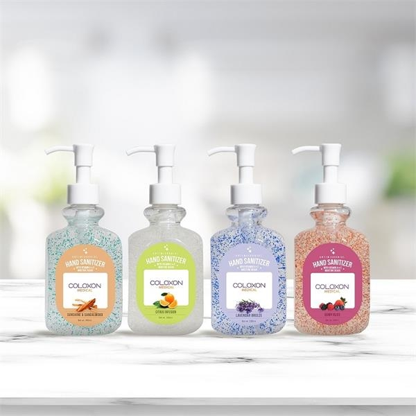 10oz Hand Sanitizer With
