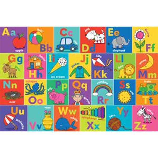 24 pieces Alphabet Kids'