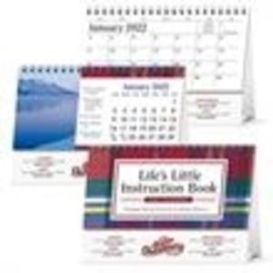 Promotional Desk Calendars-4253