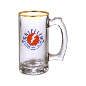 Promotional Glass Mugs-G 542
