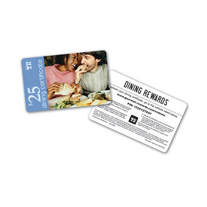 Promotional Pre-paid Phone Cards-DIN-A-25