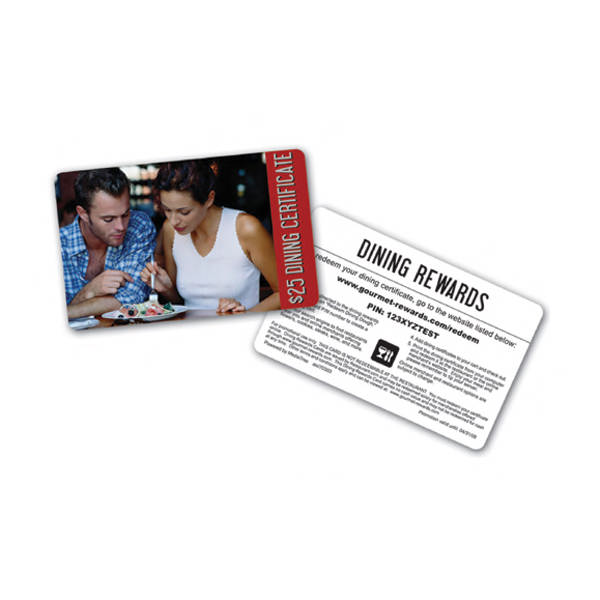 Custom Branded Prepaid Dining