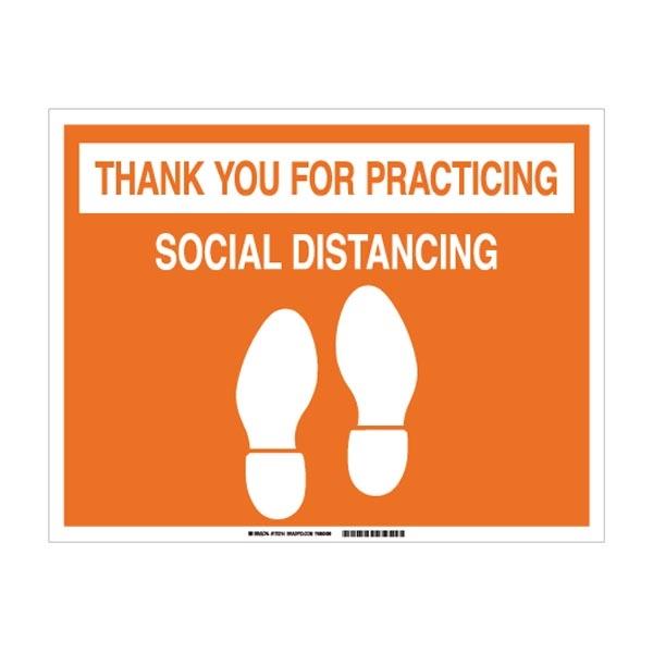 Brady - Social Distancing