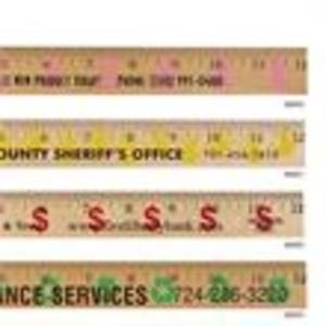 Promotional Rulers/Yardsticks, Measuring-92651