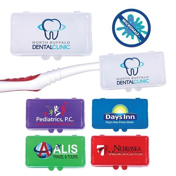 MicroHalt Toothbrush Cover, Full