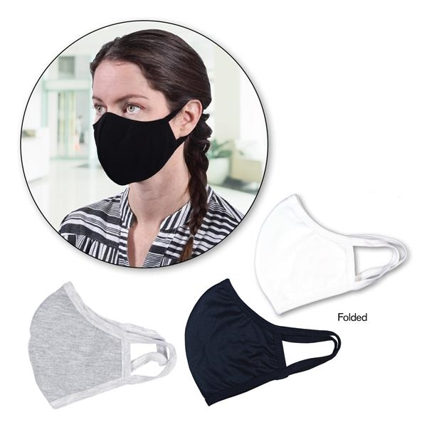 Double Layer Face Mask,