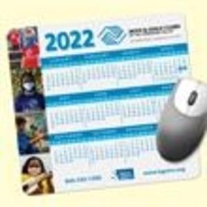 Promotional Stick-Up Calendars-CP7 Calendar