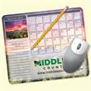 Promotional Desk Calendars-MPLO12 Pad