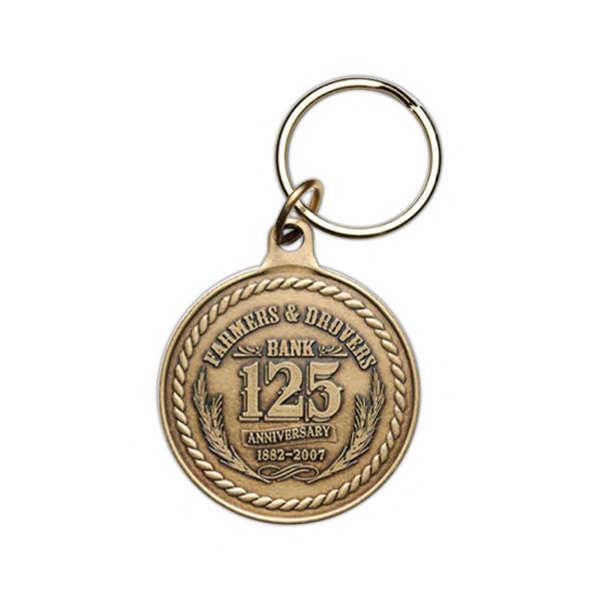 Verbronze® - Key tag