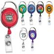 Promotional Retractable Badge Holders-RBRCA4OP