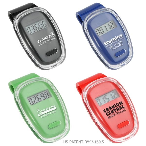 Step-Count Pedometer