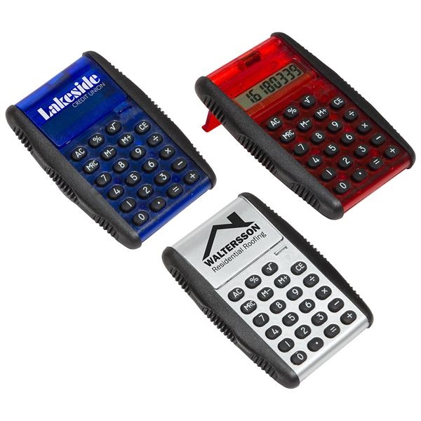 Calculator with Textured Grip