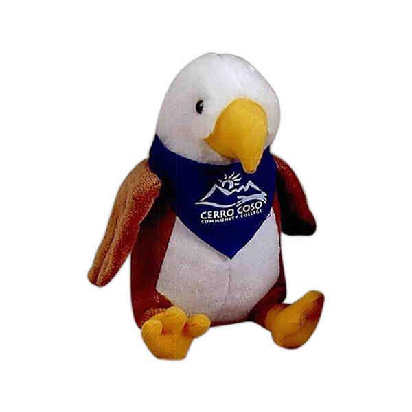 Quincy - Stuffed Eagle