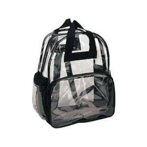 Promotional Backpacks-Clear-Bag-B202