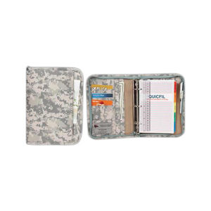 Promotional Zippered Portfolios-Padfolio-B335