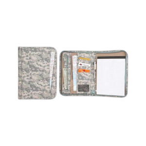 Promotional Zippered Portfolios-Padfolio-B337