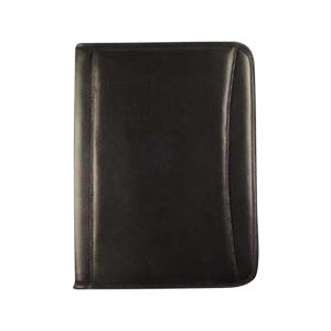 Promotional Zippered Portfolios-Padfolio-B352