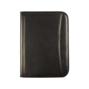 Promotional Zippered Portfolios-Padfolio-B353