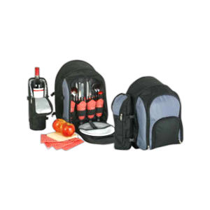 Polyester deluxe picnic backpack