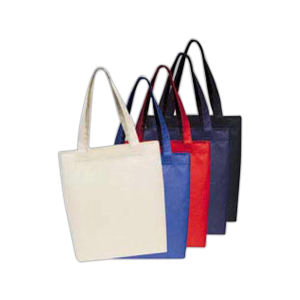 Promotional Grocery Store Aids-Tote-Bag-B466