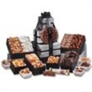 Promotional Gourmet Gifts/Baskets-SBLK8920