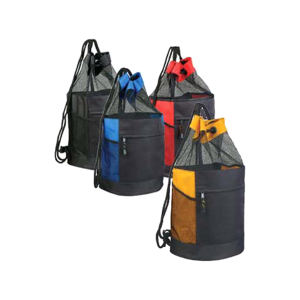 Promotional Drawstring Bags-Backpack-B272