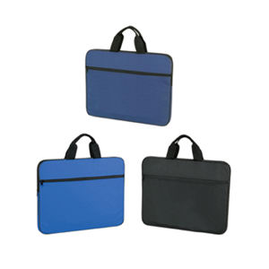 Promotional Zippered Portfolios-PORTFOLIO-B538