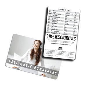 Promotional -MUSIC-A-03 Eco