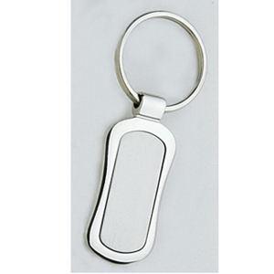 Promotional Metal Keychains-KEY-TAG-K14